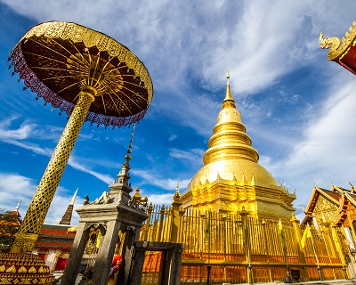 Bangkok : $50 per pax for 2-Way Air Ticket via Singapore Airlines + 30kg Ch...