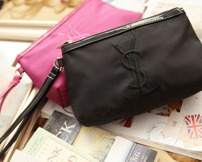 Yves Saint Laurent Wristlet