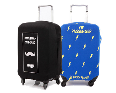 Elastic Luggage Cover