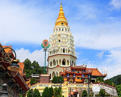 Penang, Malaysia: Only $249.90 per pax for 3D2N Free & Easy Package &nd...