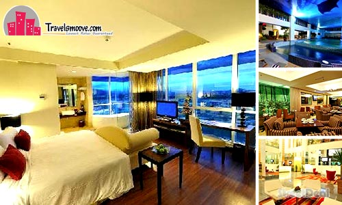 54% off 3D2N Stay at 4* Grand Borneo Hotel KOTA KINABALU + Hot Spring!