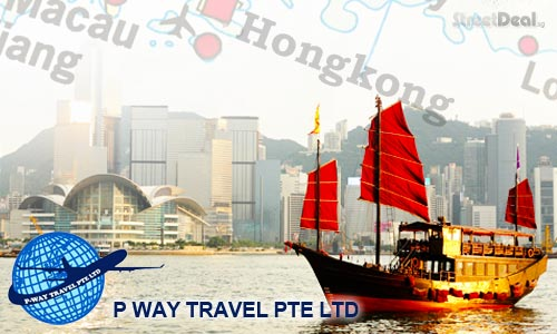 52% off 3D2N HONG KONG with Flights!