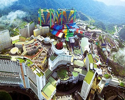 Genting, Malaysia: Only $50 per pax for 2-Way 27 Seater VIP Coach Ticket by...