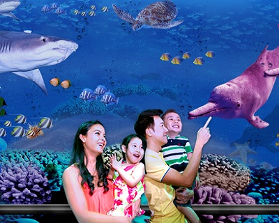 5-in-1 Sentosa Family Value Package
