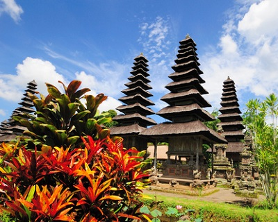 Only $38 per pax for 2-Way Air Ticket to Bali, Indonesia via Royal Dutch Ai...
