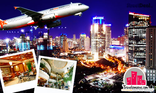 48% off 3D2N 4* Accommodation + Return Flights to Jakarta!