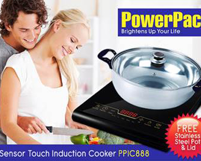 PowerPac Induction Cooker