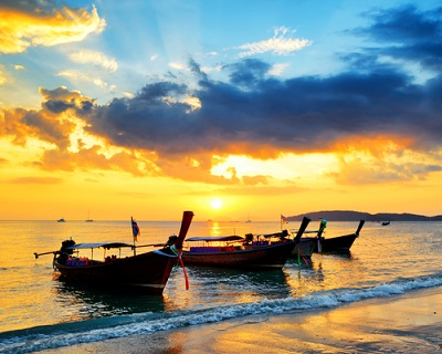 Krabi: $168 per pax for 4D3N stay at 4star Ao Nang Cliff Beach Resort + Dai...