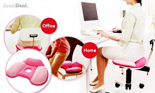 Option 1: 55% off 3rd Generation Japanese Cogit Magic Cushion Pad Chair (Normal Postage)