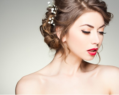 $45 for Eyeliner Embroidery + 1-Time Return Touch Up + Eyebrow Trimming + E...