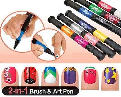 The Hot Design Nail Art Pens Streetdeal