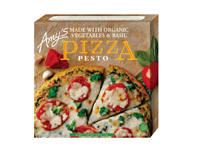3 Amys Kitchen Organic Pesto Pizzas