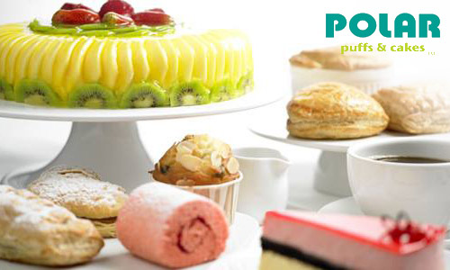 50% off Polar Puffs & Cakes Cash Voucher
