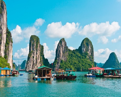 4D3N HANOI & HALONG BAY, VIETNAM [HOTEL]: $199 per pax for 3D2N stay at...