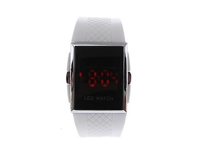 iWatch Silicon LED Watch