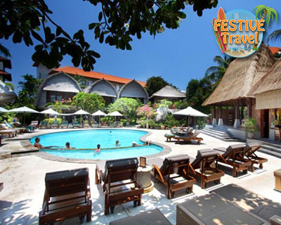 4D3N BALI 4* Ramayana Resort & Spa via Qatar Air