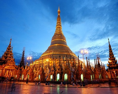 Yangon, Myanmar: Only $50 per pax for Full Day City Tour +  Round Trip Hote...