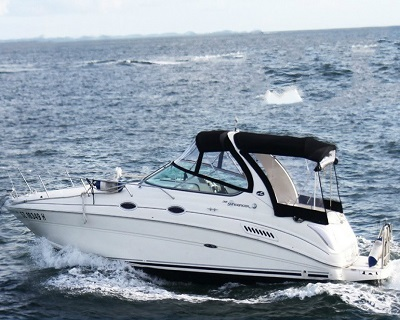 Only $450 for 4 Hours Yacht Charter for 10 Pax By BOB Marine - Features Kay...