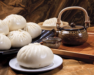 3 Assorted Hong Kong Pau Set