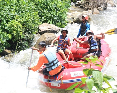 PHUKET White Water Rafting & Safari Tour