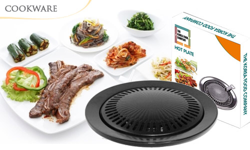 Option 1 : 61% off Korean Indoor BBQ Grill Plate