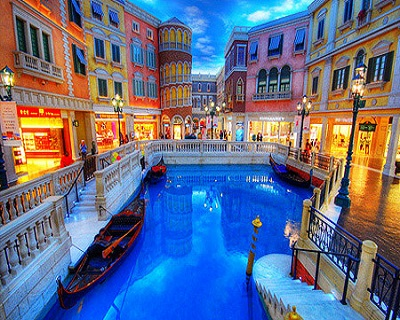 MACAU, China: $138 per pax for 3D2N stay at 4-Star Pousada Marina Infante H...