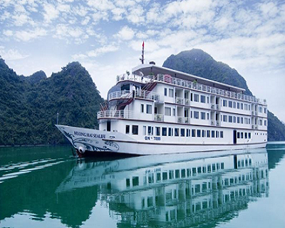 4D3N HANOI & HALONG BAY, VIETNAM: $269 per pax for 3D2N stay at Gia Bao...