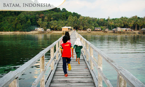 56% off 1 Day BATAM Escapade + Return Ferry Tickets + Seafood Lunch!