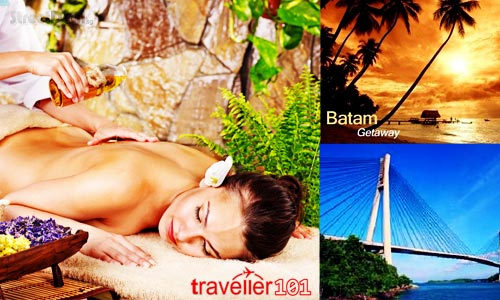 40% off 2D1N Luxurious Suite Stay @ 4* International Resort in Batam with Ferry + Massage + Transfers