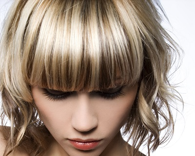 T-Top Hair Color / Highlight   Spa Trt