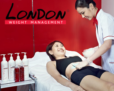 $18 for 5x Slimming Treatments - Include 1 x AromaSlim Theraphy + 1 x Laven...