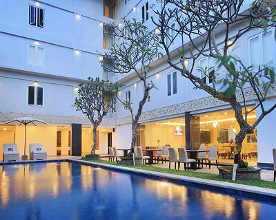 Bali: Stay in Mars City Hotel Bali Standard Room For 2 Pax - Includes Daily...