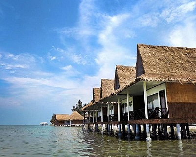 Bintan, Indonesia: Only $99 per pax for 2D1N BINTAN SPA VILLA BEACH RESORT ...