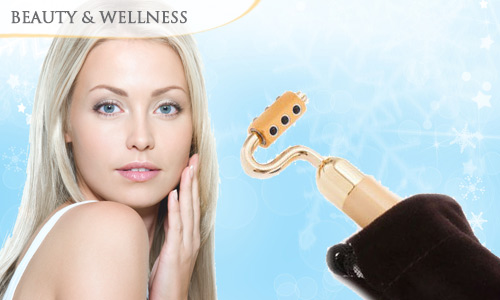 79% OFF 3rd Generation 24K Gold Pulse Beauty Bar + FREE Normal Mail
