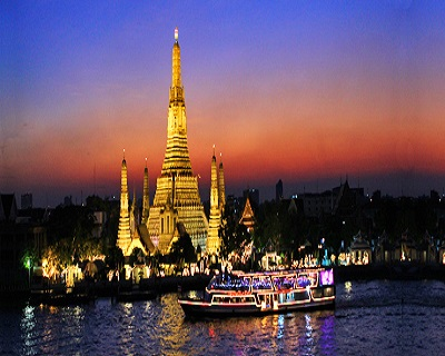 Bangkok, Thailand: Only $118 per pax for 4D3N Stay at P2 Boutique Hotel + 2...