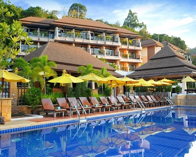 Krabi: $188 per pax for 4D3N Free & Easy stay at 4* Ao Nang Cliff Beach...