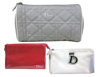 Christian Dior Makeup Pouch