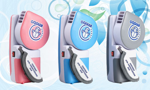 57% OFF 2nd Generation Handheld Air-Conditioner + FREE Normal Mail