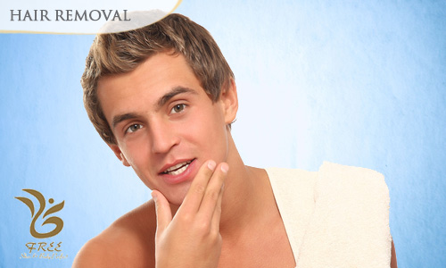 MARINA SQUARE & ORCHARD: 92% Off Upperlip + Beard IPL Hair Removal for Male
