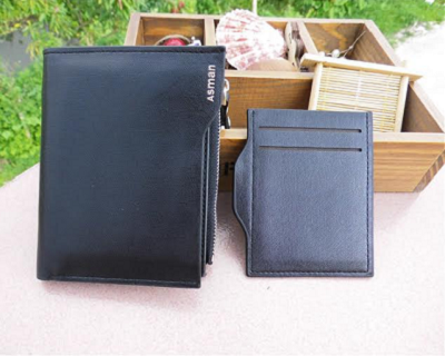 $14.90 for Spain Genuine Leather Men Wallet