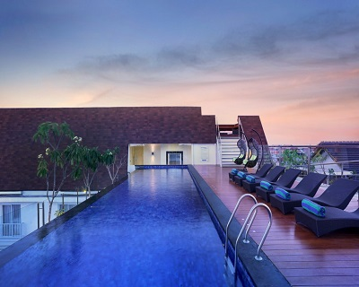 BALI, INDONESIA: S$288 per pax for 4D3N Free & Easy stay in Holiday Inn...