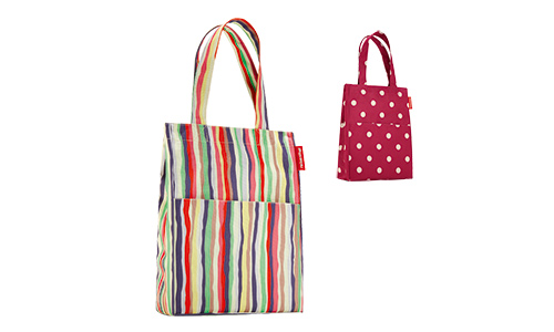 Option 1 : $35.90 for Reisenthel TearProof Lunch Bag for Ladies(L Size Stripes)