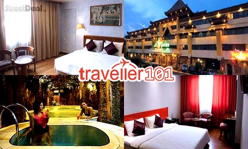57% off 2D1N The Hills Batam w/ Ferry