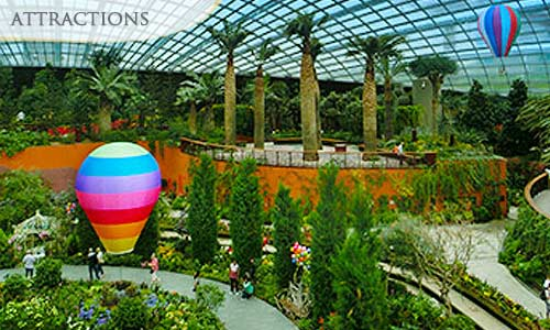 Option 1: 27% off Gardens by the Bay + Singapore River Cruise