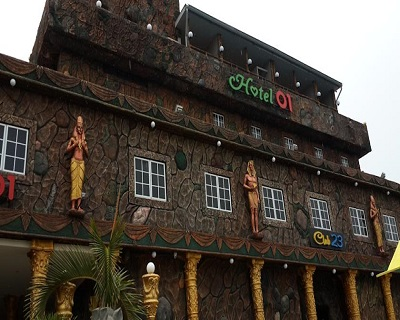 Batam, Indonesia: 2D1N/3D2N stay at Hotel 01 (Egyptian Theme)+ 2-Way Ferry ...