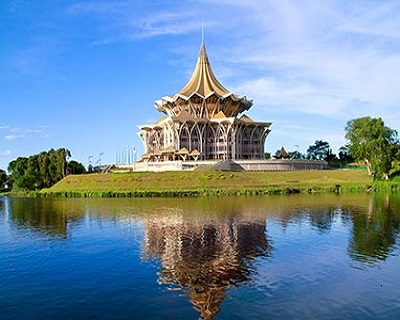 Kuching, Malaysia: Only $120 per pax for 3D2N Stay at Harbour View Hotel or...