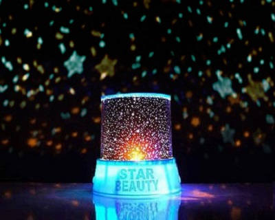 Home Planetarium Star Projector Lamp