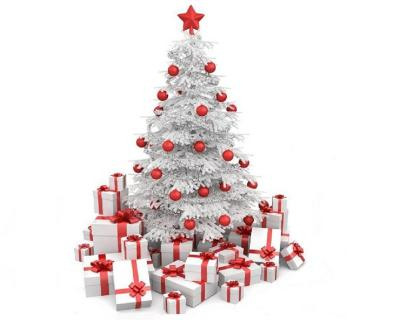 Christmas tree with metal stand for Christmas decoration deals