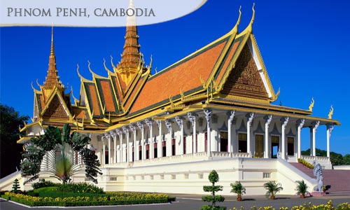 50% off 4D3N PHNOM PENH CAMBODIA via SilkAir