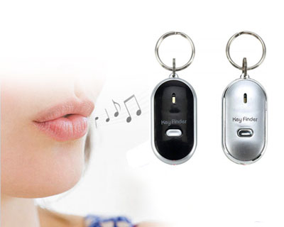 Whistle Key Finders (2-pack)